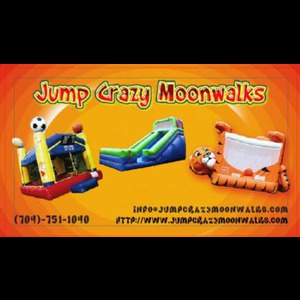 Jump Crazy Moonwalks - Party Inflatables - Shelby, NC