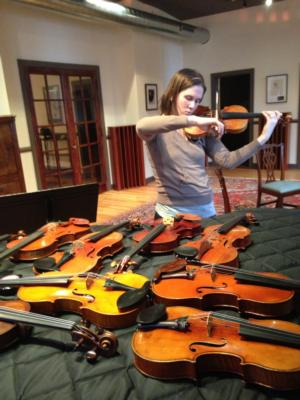 Bethany Moses | Detroit, MI | Classical Violin | Photo #3
