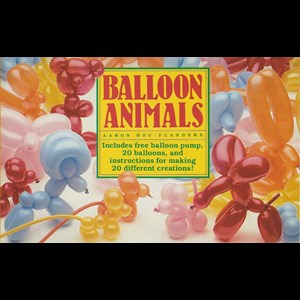Roxbury Balloon Twister | Aaron's Balloon Animals