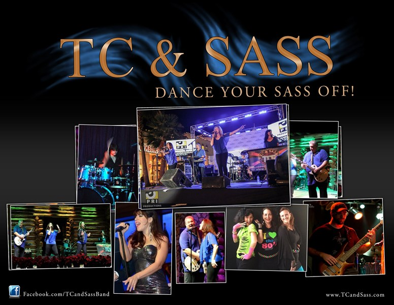 TC & Sass - Dance Band - Orlando, FL