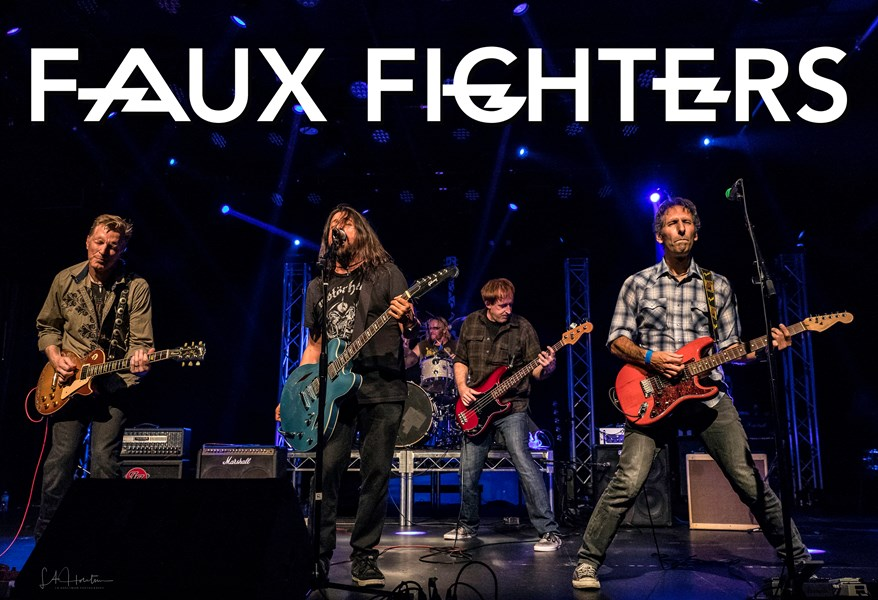 Foo Fighters Tribute Band - Tribute Band - San Diego, CA