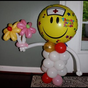 Balloon GLAM - Balloon Twister - Upper Marlboro, MD