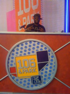 Guest DJ on BET's 106 & Park