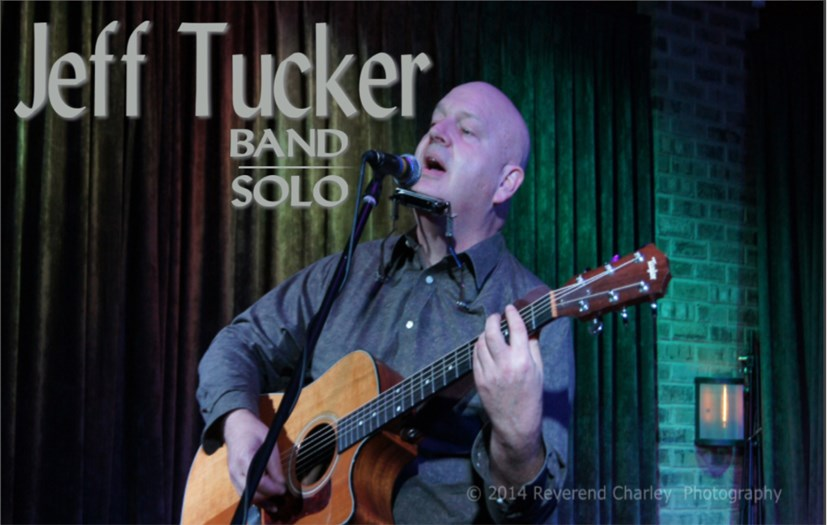 Jeff Tucker - Singer Guitarist - West Palm Beach, FL