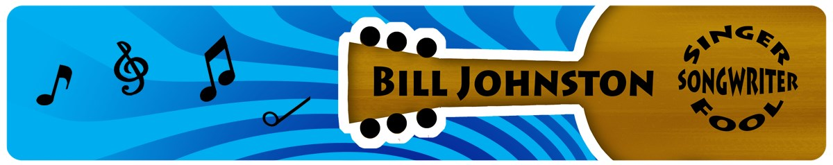 Bill Johnston - Acoustic Rock Singer