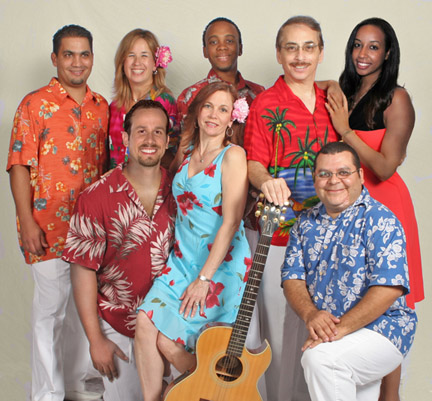 Tropical Horizons - Caribbean Band - Hollywood, FL