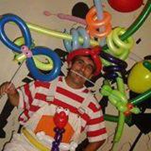 Clowning Around - Balloon Twister - Richardson, TX