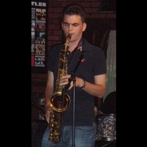 Paterson Saxophonist | Jason O'connor