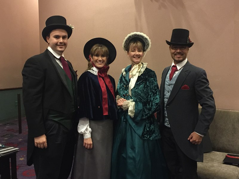 Vegas Voices - Christmas Caroler - Las Vegas, NV
