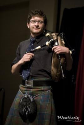 Stumptown Piper | Portland, OR | Bagpipes | Photo #10