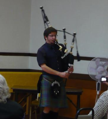 Stumptown Piper | Portland, OR | Bagpipes | Photo #3