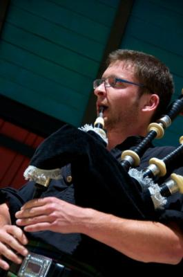 Stumptown Piper | Portland, OR | Bagpipes | Photo #12