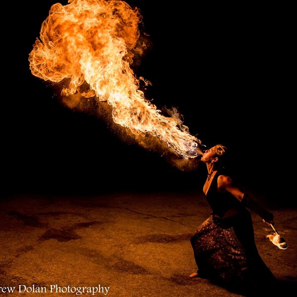 Firefly Flow - Fire Dancer - Tampa, FL