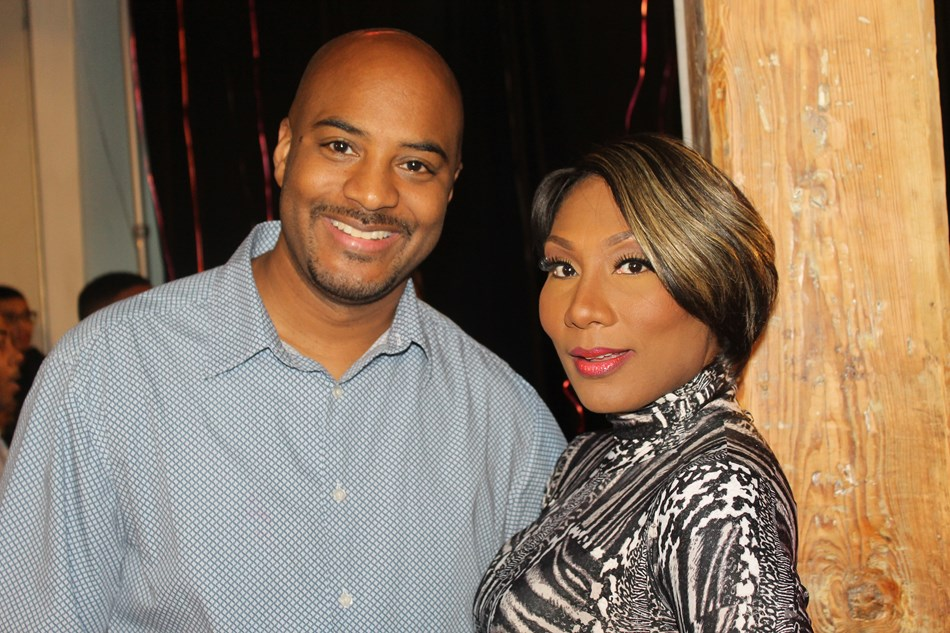 DJ Motion & Towanda Braxton