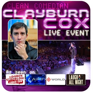 Mathews Comedian | Clayburn Cox