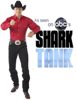 "Cowboy Ryan ""As Seen on ABC Shark Tank"" 