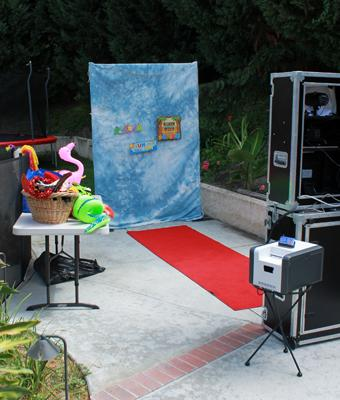 Party Time Photo Booth | Lake Forest, CA | Photo Booth Rental | Photo #8
