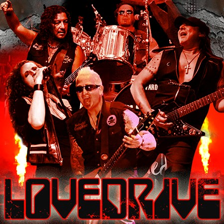 LOVEDRIVE Scorpions Tribute - Scorpions Tribute Band - Los Angeles, CA