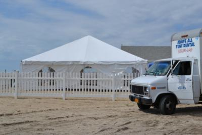 ABOVE ALL TENTS | Holbrook, NY | Party Tent Rentals | Photo #7