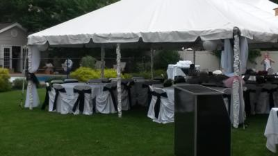 ABOVE ALL TENTS | Holbrook, NY | Party Tent Rentals | Photo #1