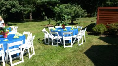 ABOVE ALL TENTS | Holbrook, NY | Party Tent Rentals | Photo #8
