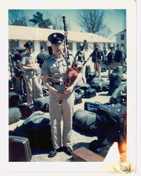 Fort Polk, LA, March 1970