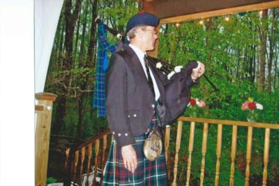 Gus Person | Dumfries, VA | Bagpipes | Photo #2