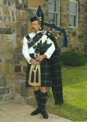 Gus Person | Dumfries, VA | Bagpipes | Photo #4