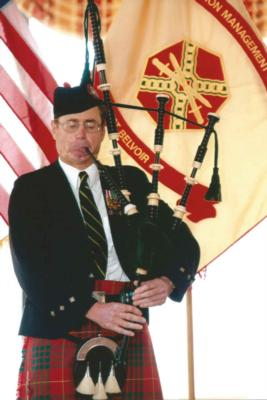 Gus Person | Dumfries, VA | Bagpipes | Photo #1