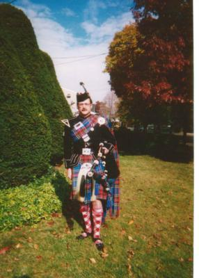 Gus Person | Dumfries, VA | Bagpipes | Photo #3