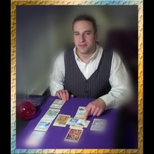Woody Fortune Teller | Mark Perna Tarot And Palm Reader
