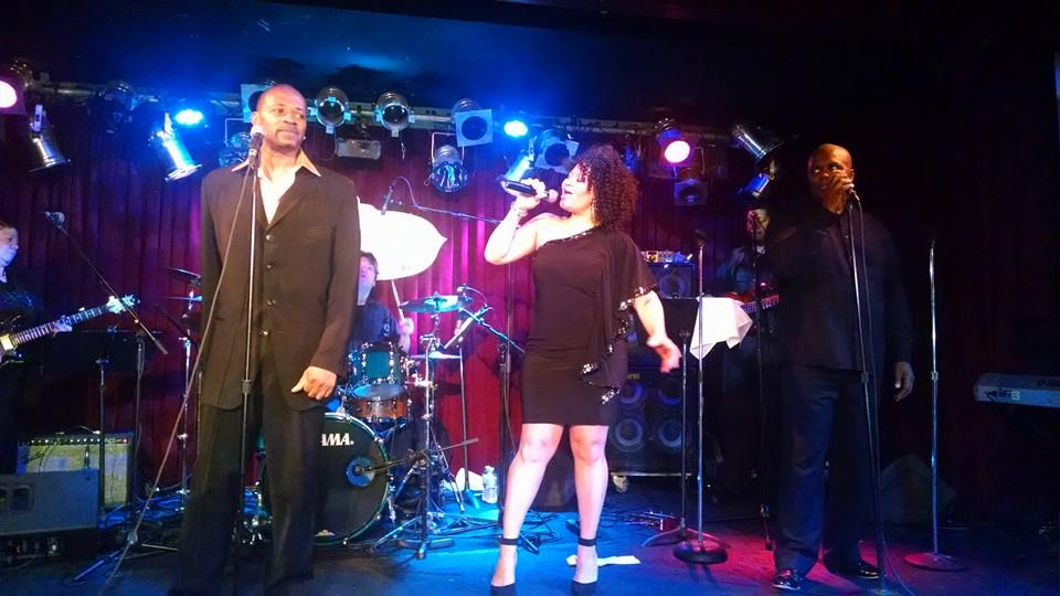 Eve Soto & The KnapperTime Players - R&B Band - New York City, NY