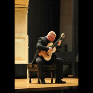 Roanoke Classical Guitarist | Sparky Weintraut