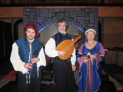 Voice of the Turtle: Sephardic Music and More | Jamaica Plain, MA | World Music Trio | Photo #9