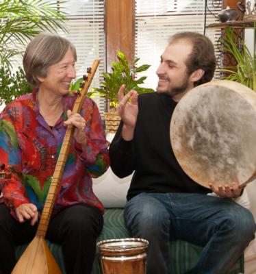 Voice of the Turtle: Sephardic Music and More | Jamaica Plain, MA | World Music Trio | Photo #3