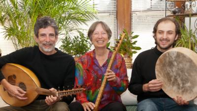 Voice of the Turtle: Sephardic Music and More | Jamaica Plain, MA | World Music Trio | Photo #4