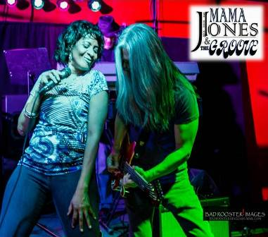 Mama Jones & the Groove - R&B Band - Mesa, AZ