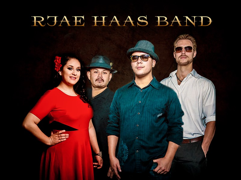 RJae Haas Band - Blues Band - San Jose, CA