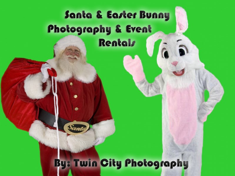 Twin City Photography - Easter Bunny - Coon Rapids, MN