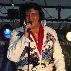 Philadelphia, PA Elvis Impersonator | Michael O Top 10 Ultimate Elvis qualifier 4 times