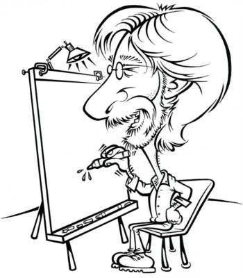 Mikey J | Washington, DC | Caricaturist | Photo #2