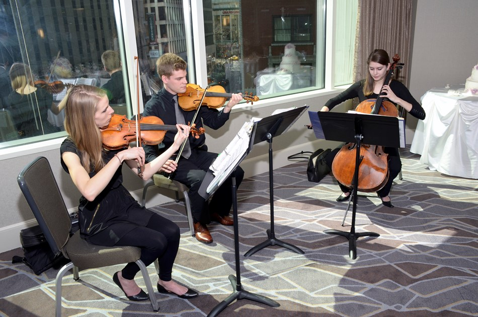 Iris Isle String Trio in Chicago