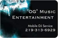 """OG"" Music Entertainment, DJ ""OG"" Smoove 
