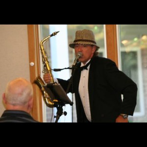 New Burnside Saxophonist | John Scott Musician