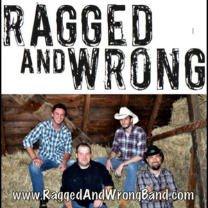 Greensburg, PA Country Band | Ragged And Wrong Band