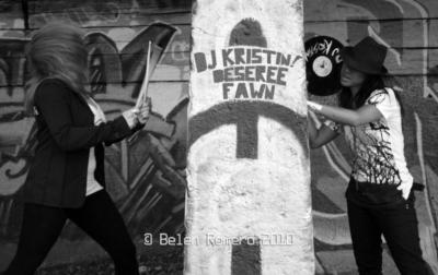 DJ KRISTIN! & DESEREE´ FAWN (Live Drummer) | Chicago, IL | DJ | Photo #9