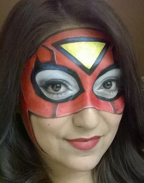 SHINE FACE AND BODY ART - Face Painter - Bakersfield, CA