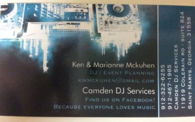 Camden DJ Service | Saint Marys, GA | Event DJ | Photo #1